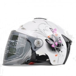 Mode Mobil Motorrad Sturzhelm mit UV Schutz Funktion