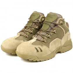 Gratis Soldat Militär Tactical Boots EU Desert Combat Outdoor Travel