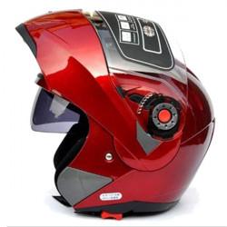 Full Face Motorcycle Racing Helmet Winter Sun Visor Helmets