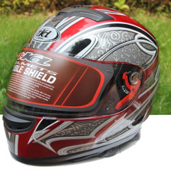 Full Face Motorcycle Racing Off-Road Cycling  Biker Helmets L