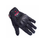 Full Finger Carbon Safety Motorcycle Gloves for Scoyco MC12 Motorcycle