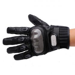 Full Finger Safety Bike Motorcycle Racing Gloves for Pro-biker MCS-01L