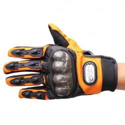 Full Finger Safety Bike Motorcycle Racing Gloves for Pro-biker MCS-13