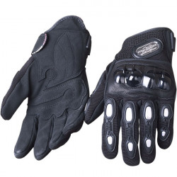 Full Finger Safety Bike Motorcycle Racing Gloves for Pro-biker MCS-15