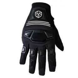 Full Finger Säkerhet Andas Motorcykel Handskar för Scoyco MC24