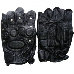 Halv Finger Handsker Fighting Field Rraining Beskyttende Handske