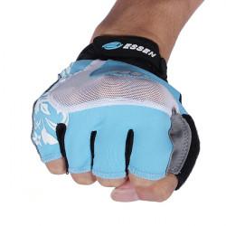 Hälften Finger Säkerhet Cykel Motorcykel Sport Racing Handskar
