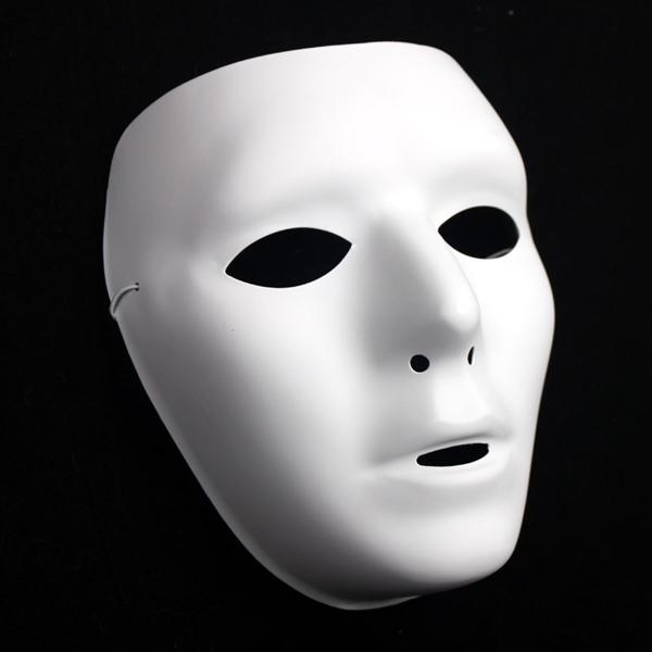 Hip Hop Men's Women's Face Mask Masquerade Party Halloween Masks Motorcycle