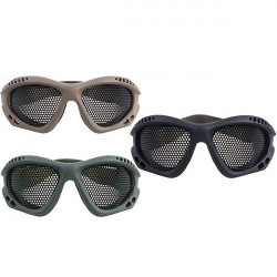 Hot Iron Net Anti-bees Wild Military Goggles CS Protective Glasses