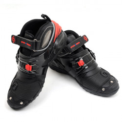 Knights Motorcycle Mountain Racing Boots Shoes for PRO-BIKER A9002