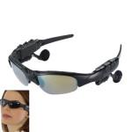 MP3 Solglasögon Med Bluetooth-funktion Stereoljud för Motorcykel Motorcykel
