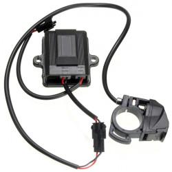Mini USB Generator Laddare Adapter till Mobiltelefon GPS Mp4 iPod LG