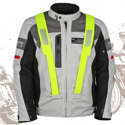 Motorboy Motorcycle Rinding Racing jackets with Detachable Vest