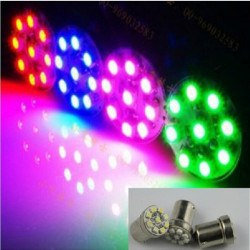 Motorcycle Accessories 9 SMD Hightlight LED Turn Signal Light