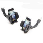 Motorcykel Aotobike Navigation Hållare för Samsung iPhone PDA GPS Motorcykel