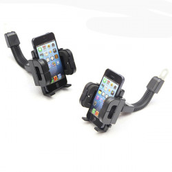 Motorcycle Aotobike Navigation Phone Holder For Samsung iPhone PDA GPS