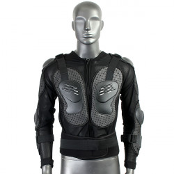 Motorcycle Bike Full Body Armor Jacket