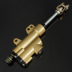 MotorCykel Bakre Broms Huvudcylinder Intern Oil Pot Golden