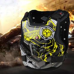 Motorcykel Chest & Back Skydd Armor för Scoyco AM06