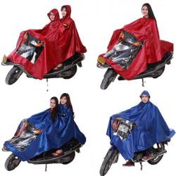 Motorcykel Elektrisk Regnfrakke Poncho Plus Size Fortykkelse Rain Gear