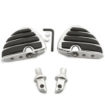 Motorcycle Foot Pegs For Victory Hammer Vegas King Pin Motorcycle