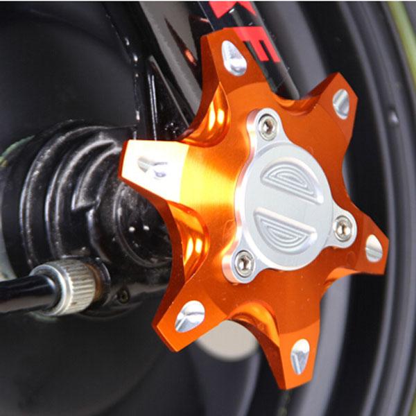Motorcykel Front Fork Drop Resistant Piece Collision Cup For Scooter Motorcykel