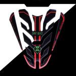 Motorcykel BRÄNSLETANK Reflekterande Klistermärken för Spirit Beast Motorcykel