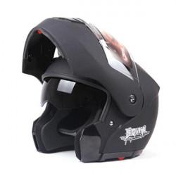Motorcycle Full Face Ventilated Racing Helmet For Yemr