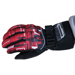 Motorcycle Full Finger Gloves Bicycle Warm Windproof Gloves