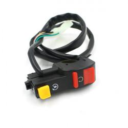 Motorcykel Strålkastare Signalhorn Multifunktions Switch