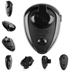 Motorcycle Helmet Stereo Intercom Headset with Bluetooth Function