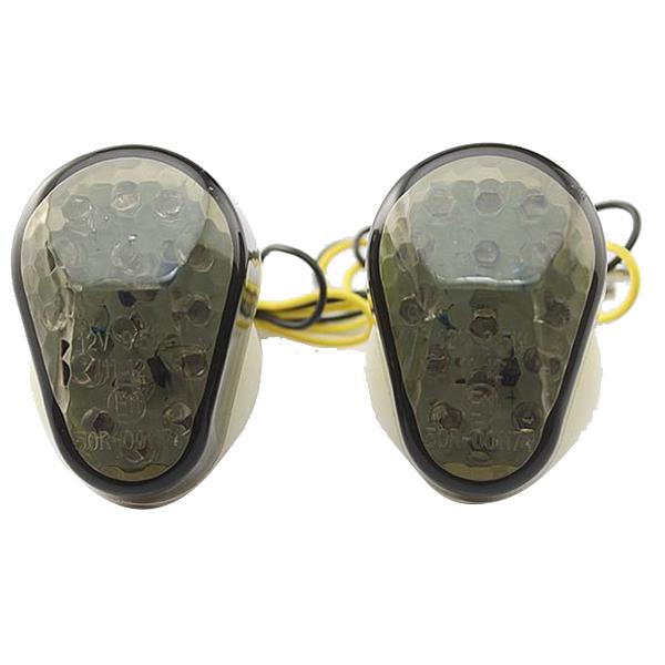 Motorcykel LED-indikator Blinklys til Kawasaki Motorcykel / MC