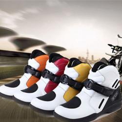 Motorcykel Mountain Bicycle Racing Stövlar Skor för Arcx L60486