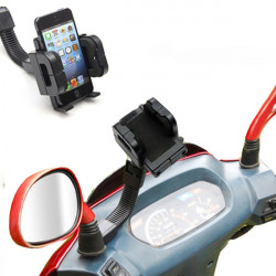 Motorcykel Navigation Hållare GPS Navigation Support Bracket