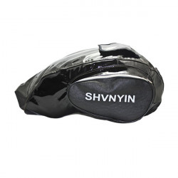 Motorcycle Oil Luggage Leather Tank Cover for Honda Suzuki