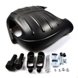 Motorcycle PP Protective Armguard Hand Guard Wind Shield