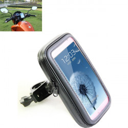 Motorcykel Telefoner Hållare Vattentät Touch Väska för Iphone5s 5c