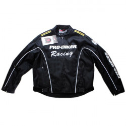 Motorcycle Riding Race Oxford Garment Jacket for Pro-biker JK03