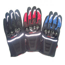 Motorcycle Riding Racing Breathable Full Finger Gloves For Madbike
