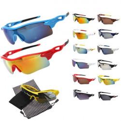 Motorcykel Riding Sun Glasses UV 400 Sports Eyewear Goggle