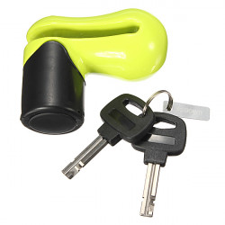 Motorcycle Scooter  Disc Disk Lock Waterproof Cover