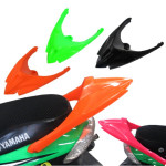 Motorcycle Scooter Tail Extended Shark Fin For Yamaha Motorcycle