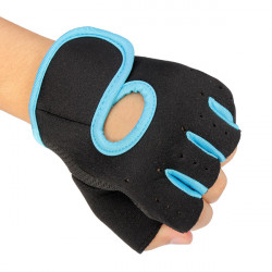 Motorcycle Sports Weight Lifting Exercise Slip-Resistant Gloves