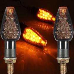 Motorcycle Turn Signal Led Dual Sport Supermotor Light Blinker