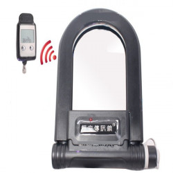 Motorcycle Two-way Shear Anti-theft Alarm Lock
