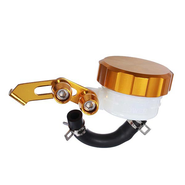Motorcykel Universal CNC High Quality Bremse Bil Pump Oiler Oil Cup Motorcykel / MC