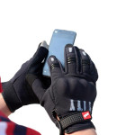 Motorcycle Warm Cold Winter Gloves Sensing Touch Screen Mobile Phone Motorcycle