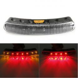 Motorrad Drahtlos Bremsblinker LED Warnlicht Lampe