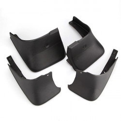 New Mud Flaps Splash Guards Mudguard For 2008 2009 2010 TOYOTA COROLLA Altis
