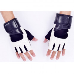 Outdoor Sport Cycling Half Finger Gloves MTB Breathable Antiskid Gloves